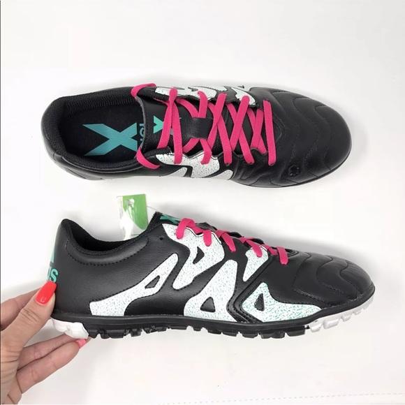 wholesale dealer c53d0 e4de1 Adidas 15.3 Indoor Soccer Shoes Cleats Men 6.5